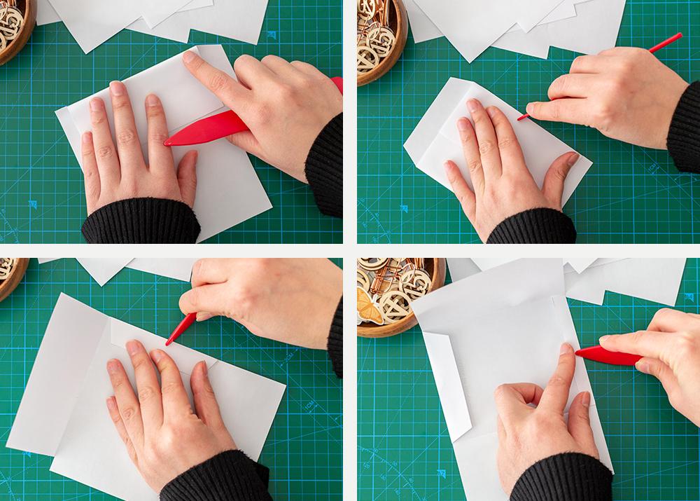 Free Envelope Printables for Scrapbook Organization - Sahin Designs