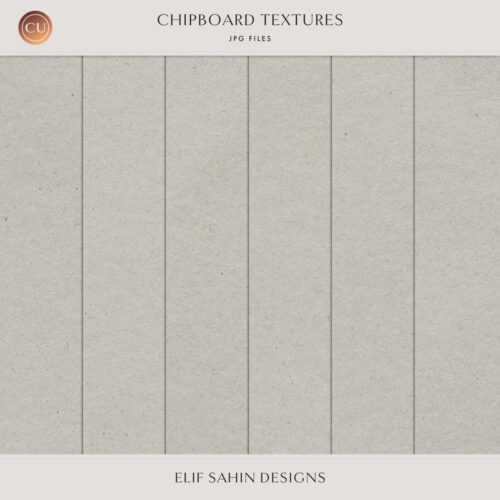 Chipboard Textures - Sahin Designs CU Digital Scrapbook