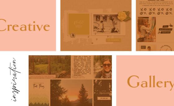 May Creative Scrapbook Gallery 2021 - Sahin Designs