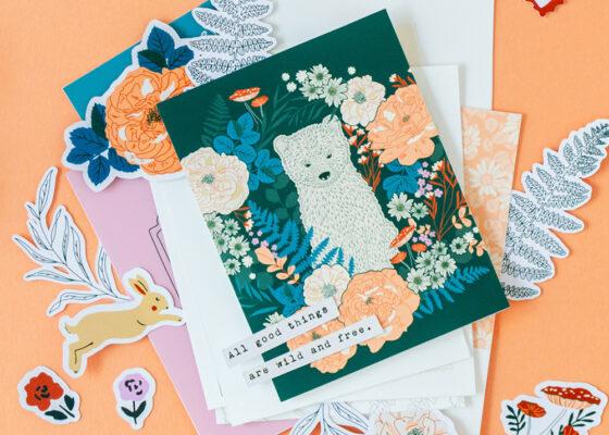 Cozy Cottage Digital Scrapbook Collection - Sahin Designs